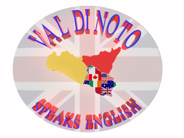 Val di Noto Speaks English
