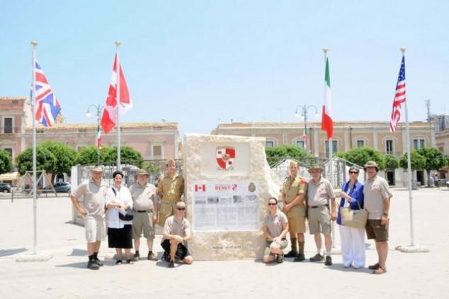 Monumento Commemorativo Operazione Husky