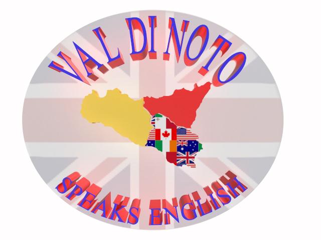 Val di Noto Speaks English